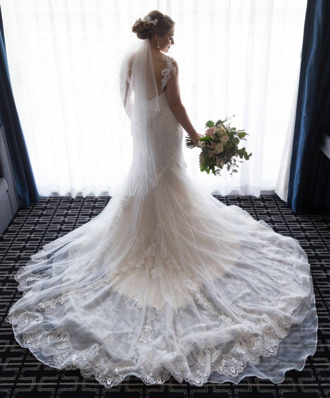 Cizzy Bridal, CZ2268