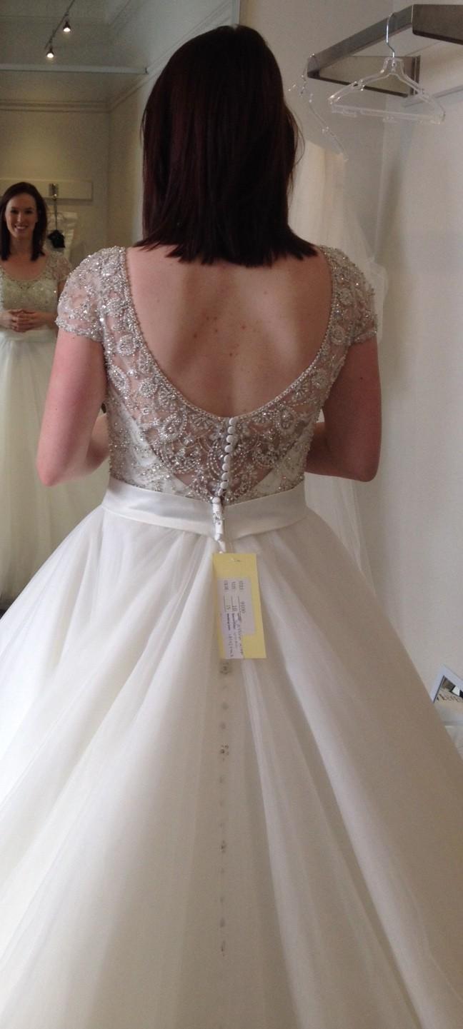 Allure Bridals, 9100