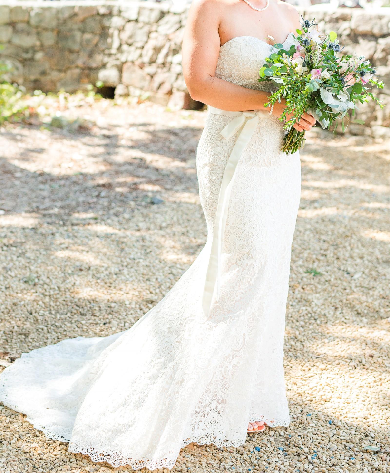 Maggie Sottero Lottie Preowned Wedding Dress On Sale 53