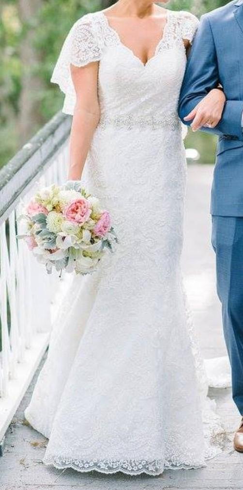 Allure Bridals 9123