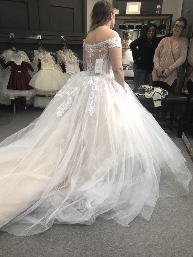 Casablanca Bridal, 2312 Gracie