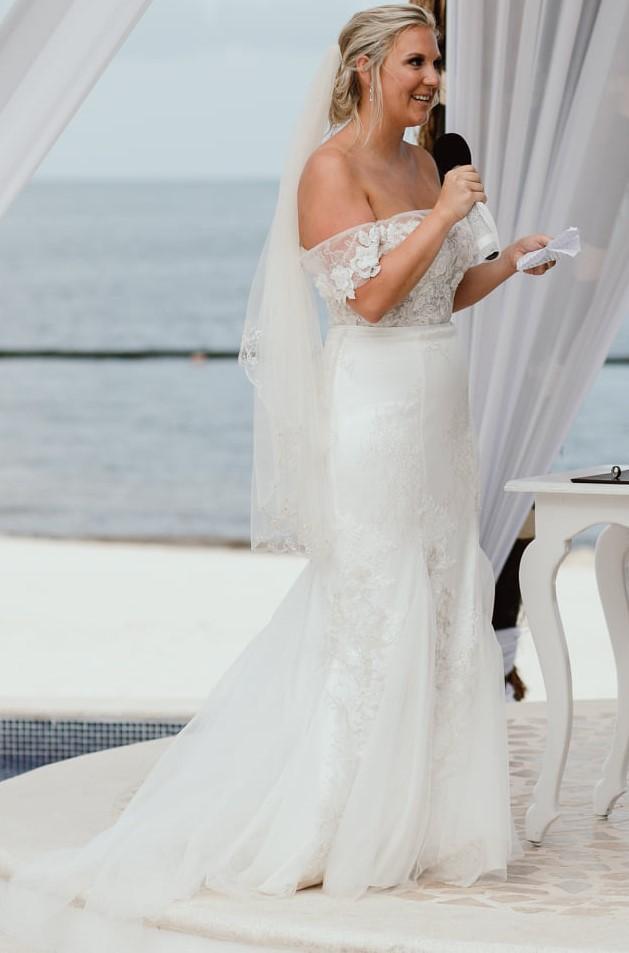 Alex Veil Bridal Angelique