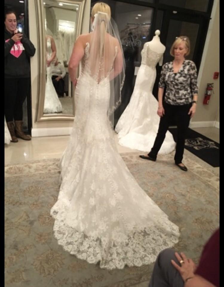 Allure Bridals 9363 Wedding Dress On 45 Off