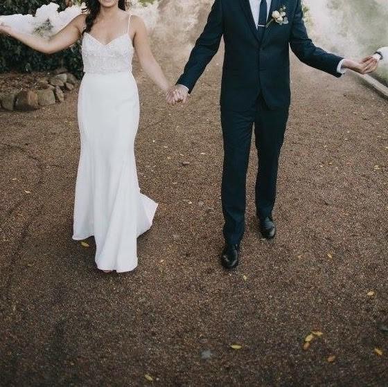 Watters Irene Dress Second Hand Wedding Dress On Sale 81