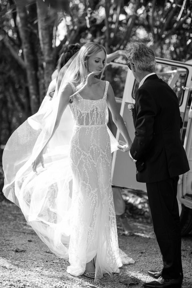 Marquise Bridal Custom Made