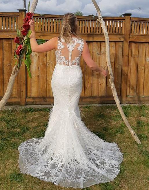 Jadore White Label Chiara Gown