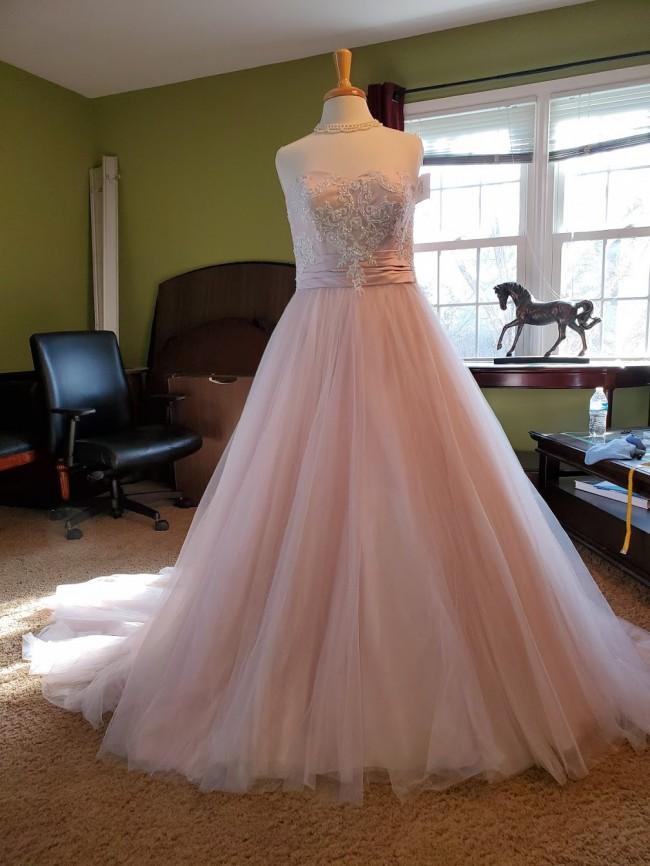 David's Bridal JEWEL  WG3795