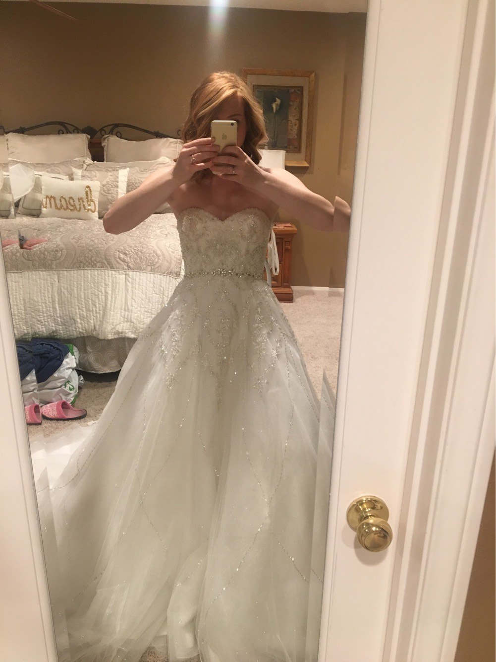 Alfred Angelo Tiana S Fairy Tale Wedding Dress Style 246 New Wedding Dress Save 24 Stillwhite