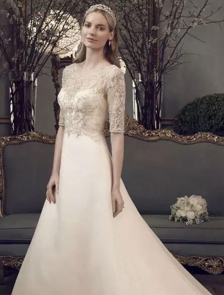 Casablanca Bridal 2162