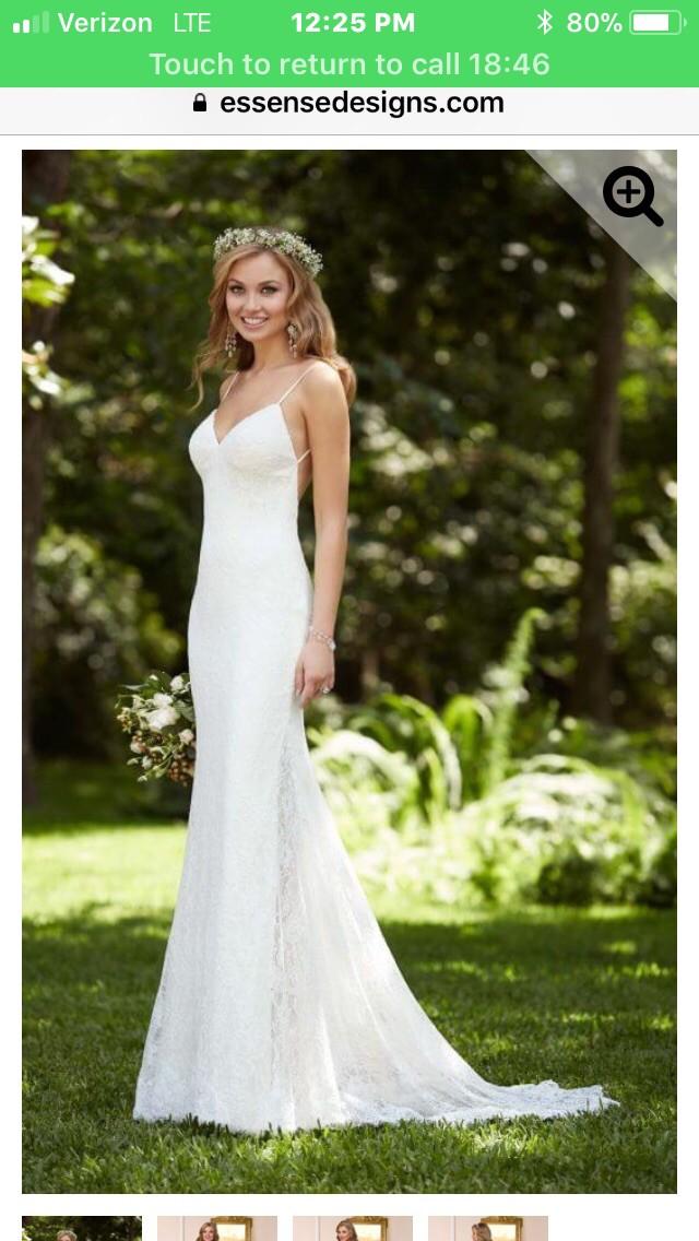 Language In 45 And 47 Stella Street: Stella York #6182 New Wedding Dress On Sale 55% Off