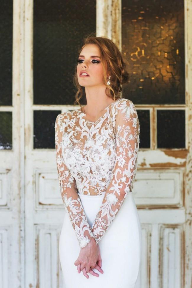 Jeannelle L'Amour Bridal, Aubrey