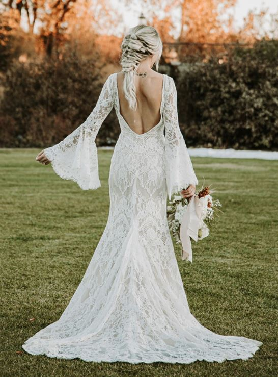 Unique Bridal Collection Kaia