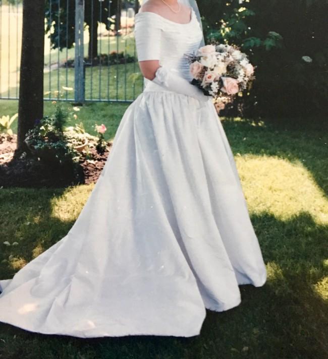 Helen Morley, Ball Gown
