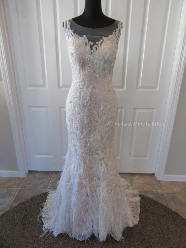 Allure Bridals C457