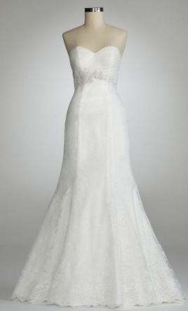 David's Bridal Collection, WG3436