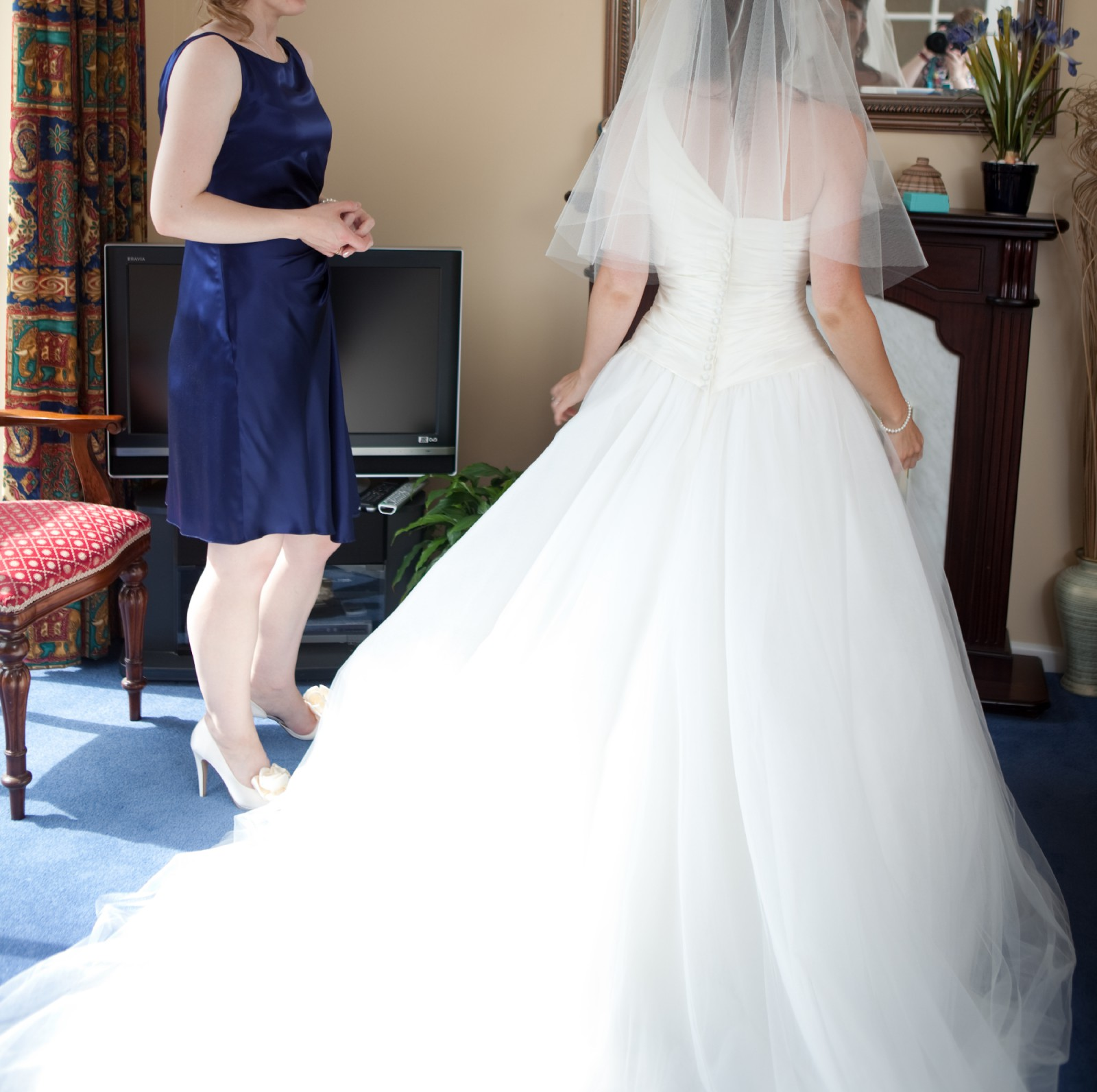Charlotte Balbier Ella Second Hand Wedding Dress On Sale