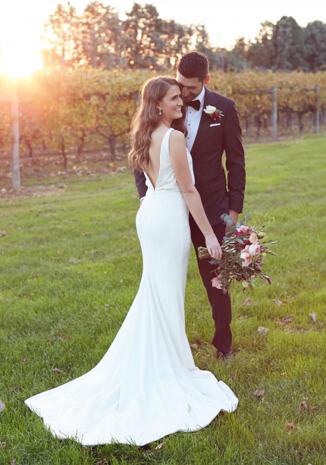 beaff49da3f1 One Day Bridal Alba Preloved Wedding Dress on Sale 54% Off ...