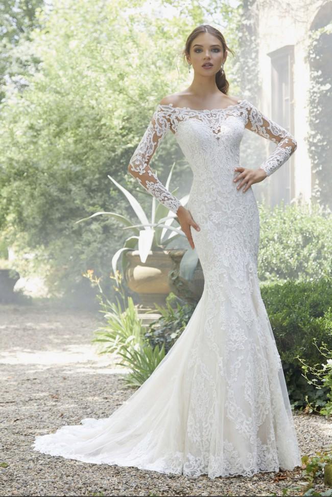 Morilee Priscilla Wedding Dress by Madeline Gardner
