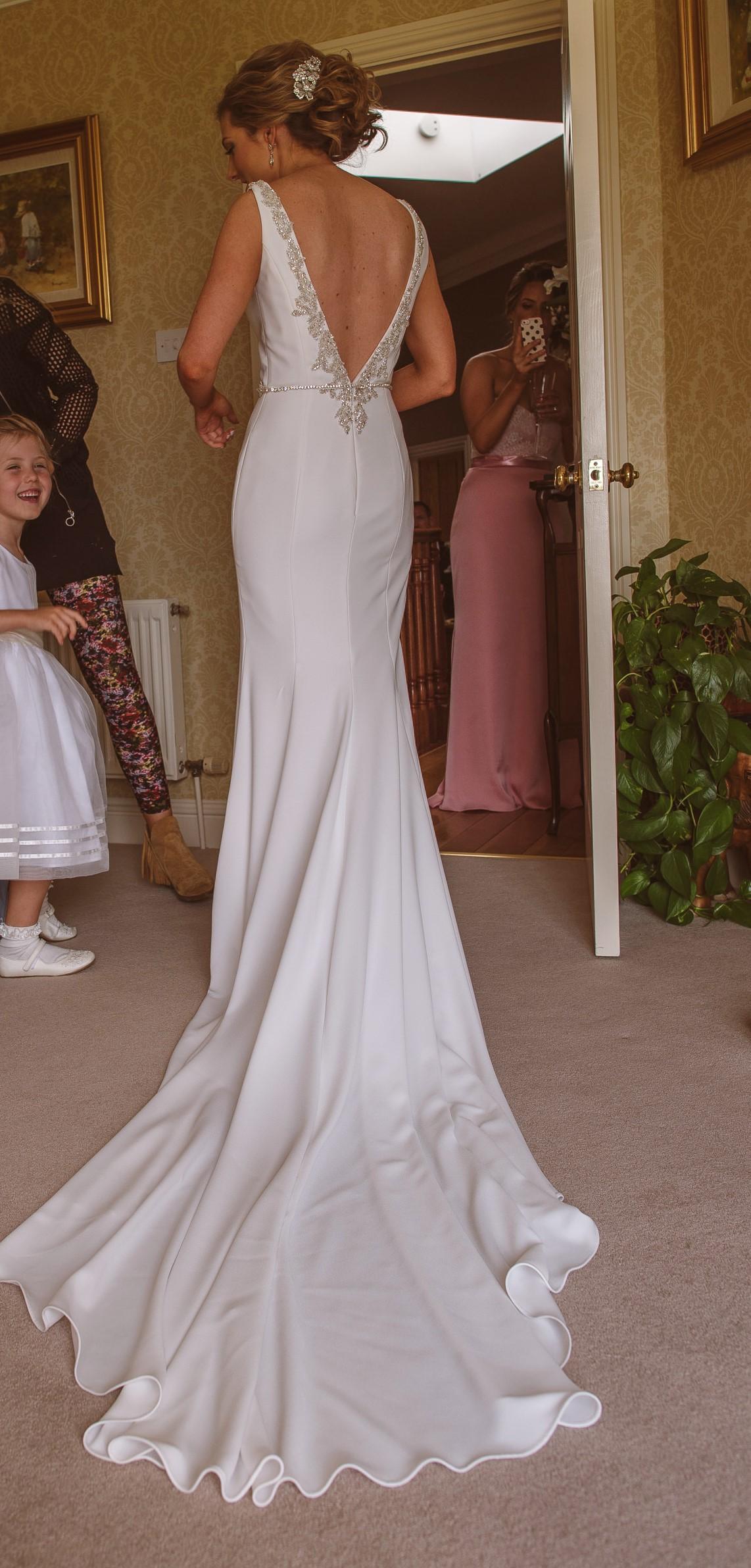 Pronovias Spring 2018 Wedding Dress Collection | Martha