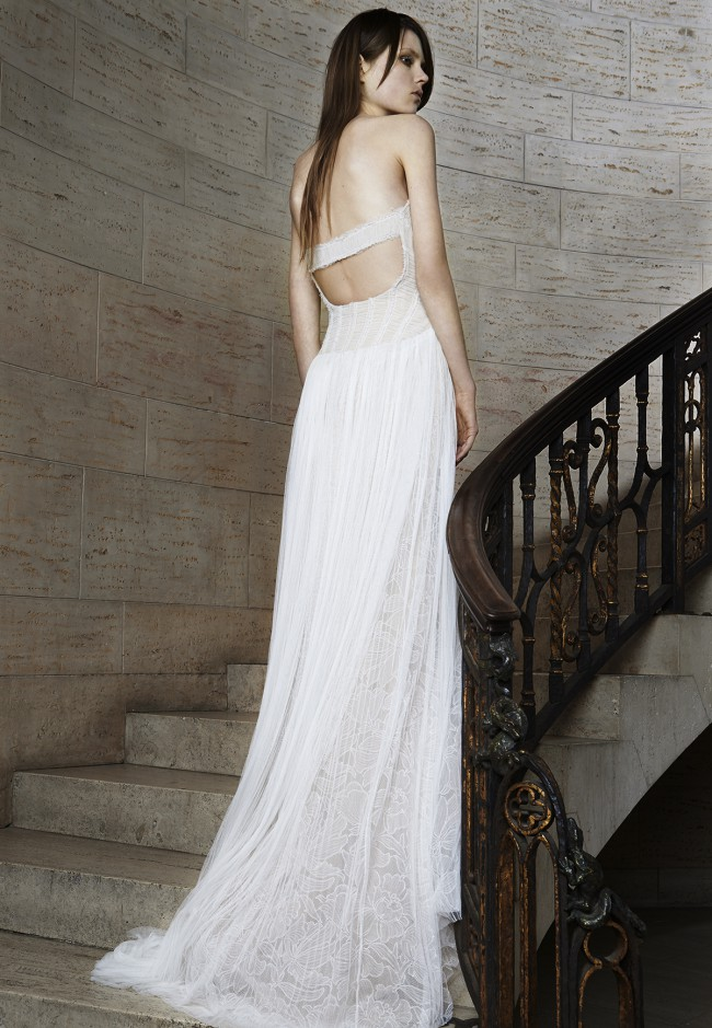 Vera Wang New Odile Gown