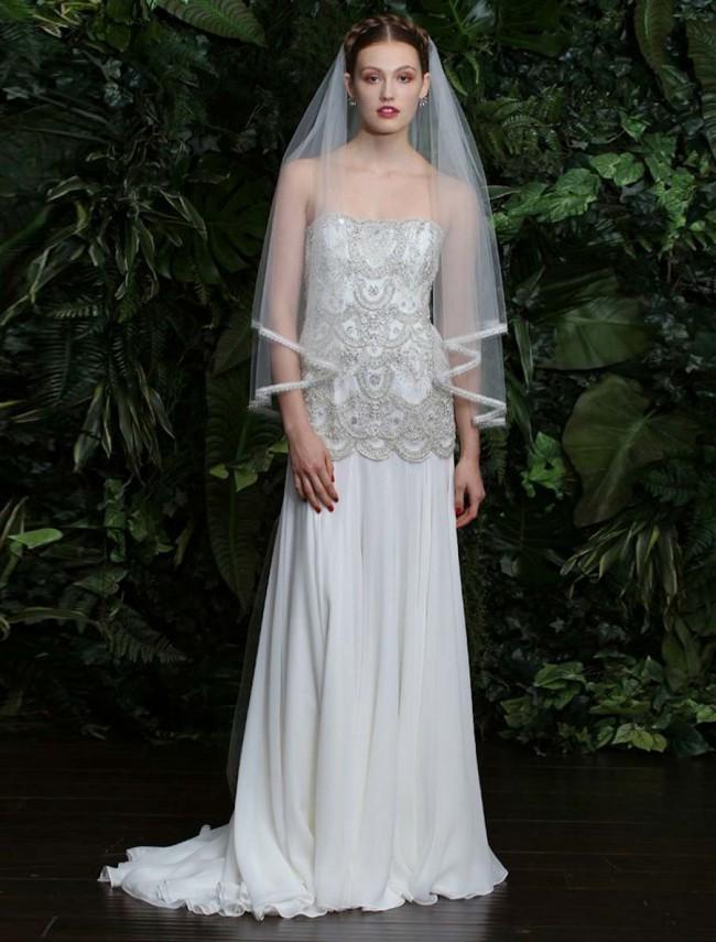 Naeem Khan Monte Carlo New Wedding Dress On Sale 86 Off