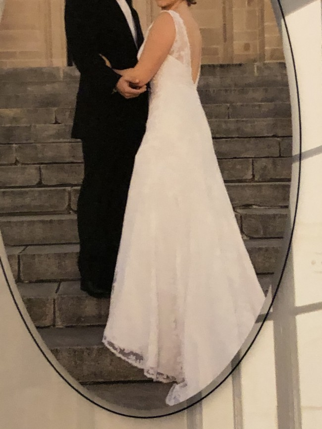 Allure Bridals 8553