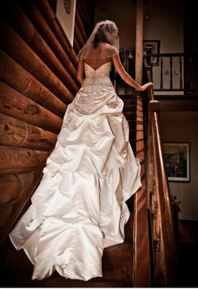 Allure Bridals #8619
