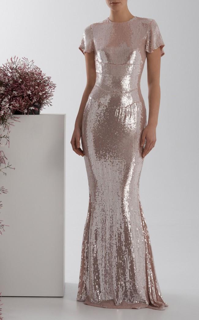Rachel Gilbert Orla gown