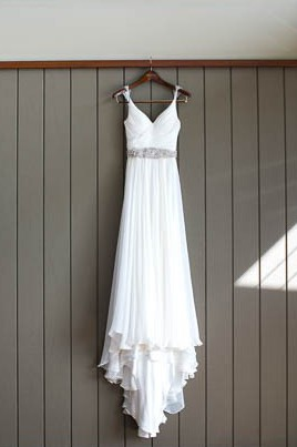 Lisa Gowing Helen Gown
