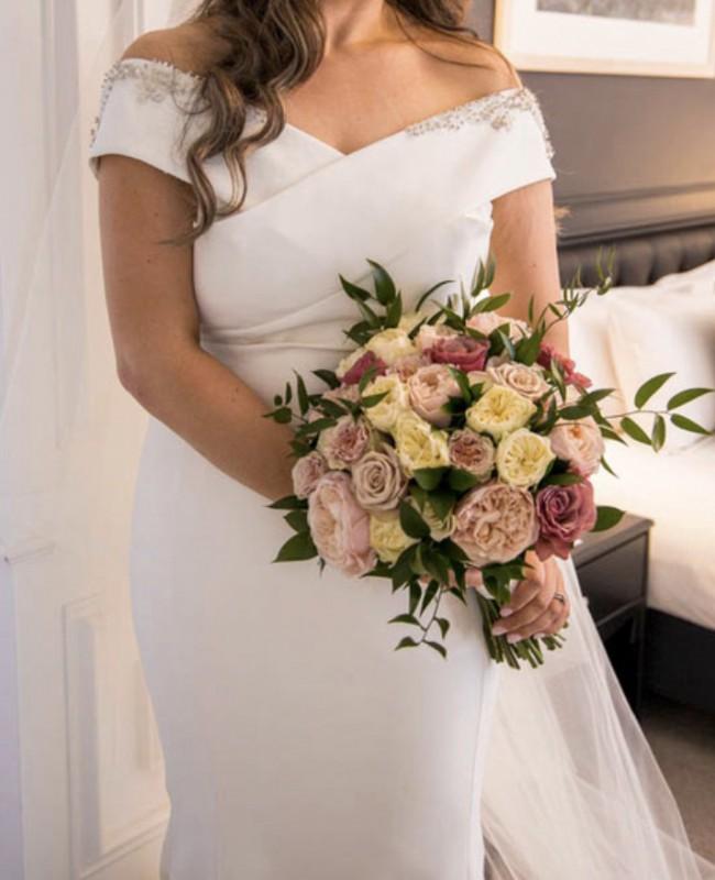 Rachel Gilbert Verena Gown
