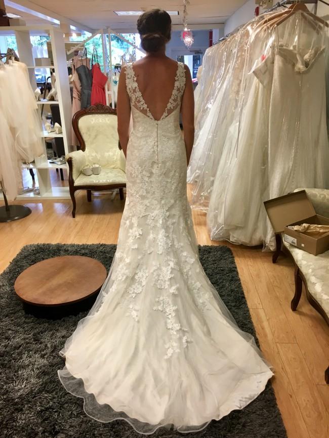 Stella York Backless Wedding Dress 5932