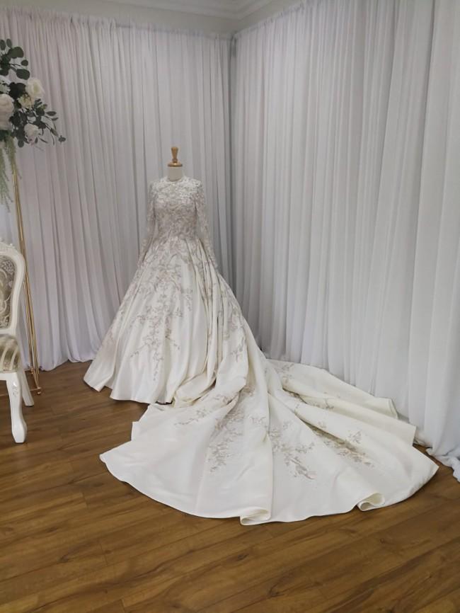 Two Birds Bridal Custom Made