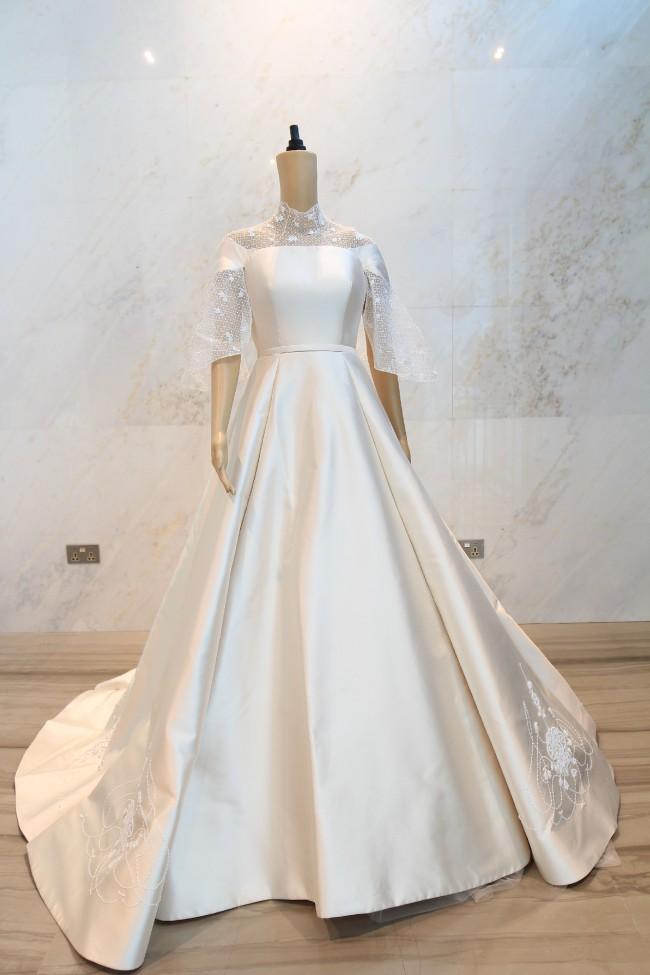 Ulyana Sergeenko Custom Made