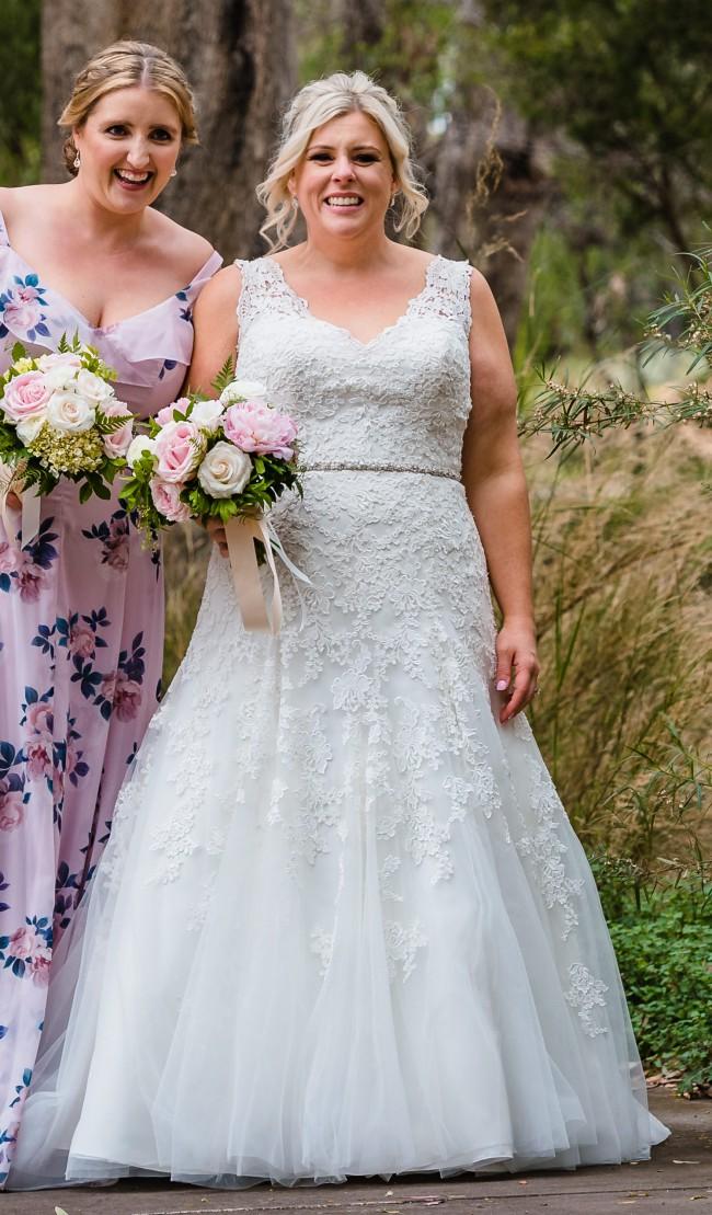 Allure Bridals, A-Line
