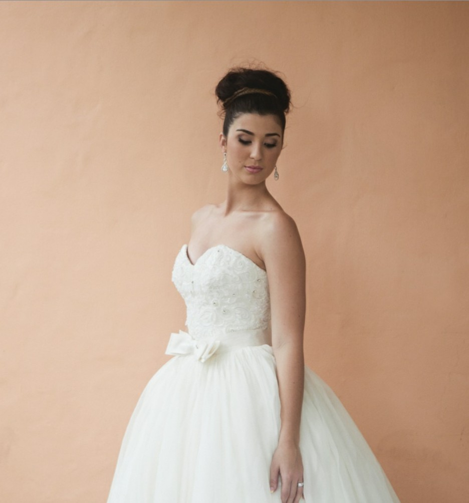 Darb Bridal Couture Belinda Second Hand Wedding Dress On