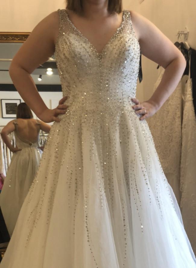 Allure Bridals C382