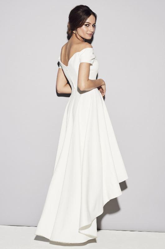 633ccf1ac26 The Pretty Dress Company New Wedding Dress on Sale 41% Off ...