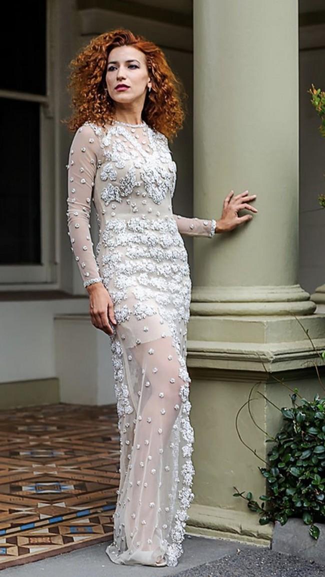 Judith Penak Couture Custom Made
