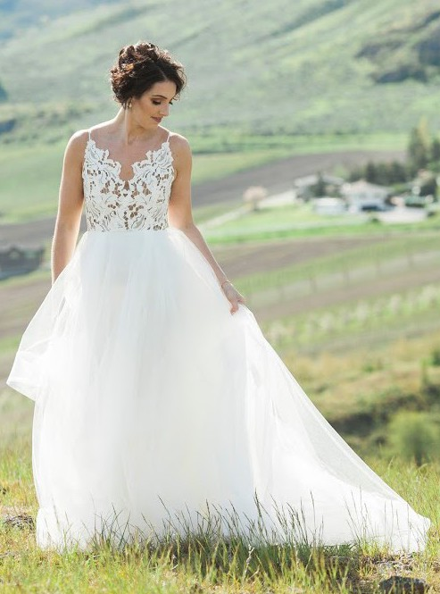 61352066013d Hayley Paige Style 1600 Halo Second Hand Wedding Dress on Sale 42 ...