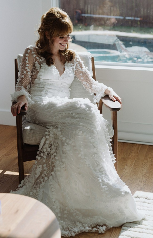 Alexandra Grecco Dylan Gown