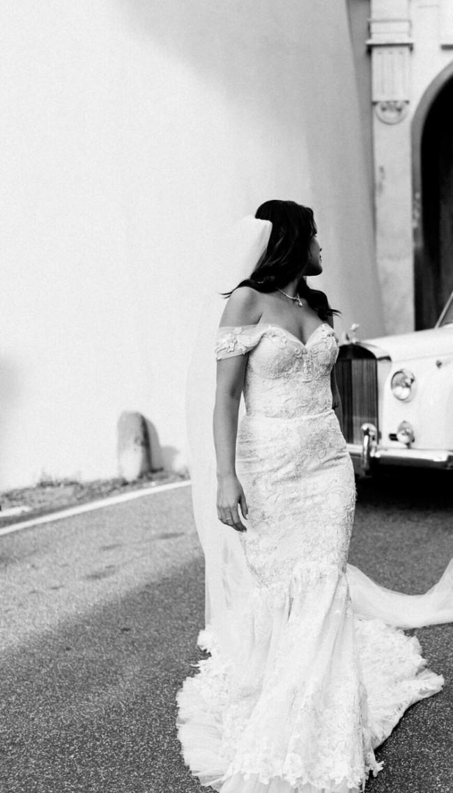 Netta BenShabu, Eve gown
