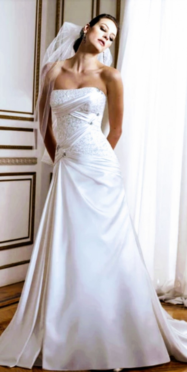 Sophia Tolli Amaryllis Y21071