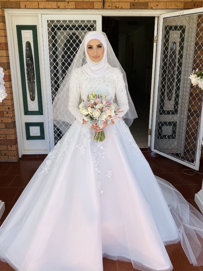 Idora Bridal Custom Made