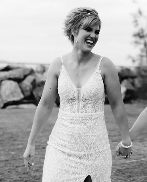 Evie Young Bridal Breeze Dress