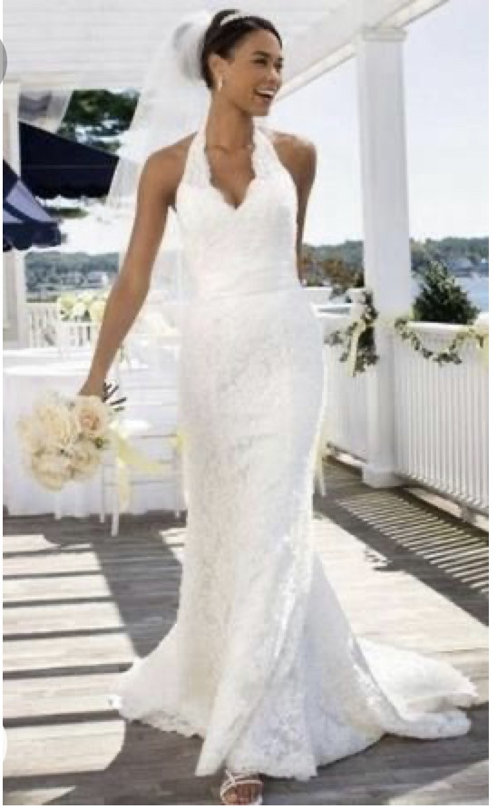 David's Bridal 7T9512