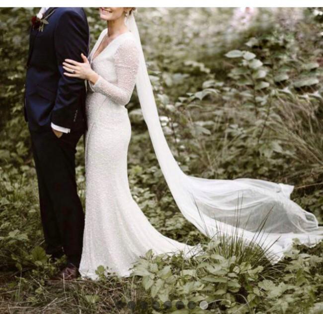 Rachel Gilbert Paola Gown
