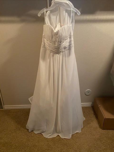 David's Bridal Collection NTV9743