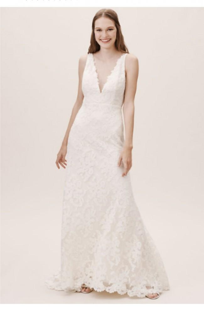 BHLDN Jenny Yoo Vanessa Gown