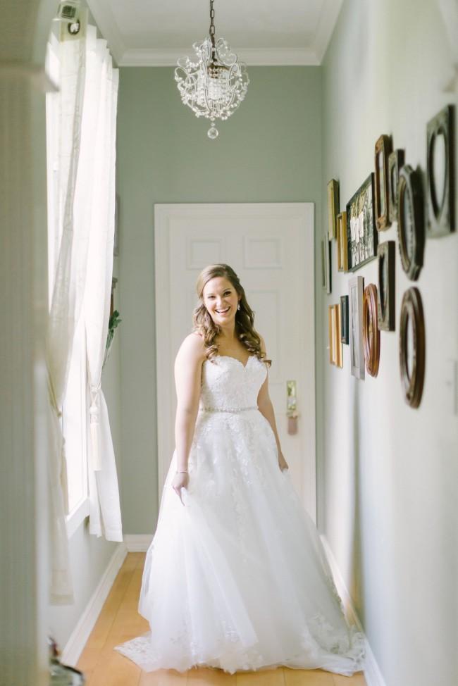 Stella York 6776 - Garden Inspired A-Line Wedding Dress