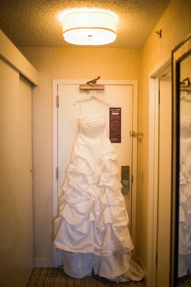 David's Bridal OP9102